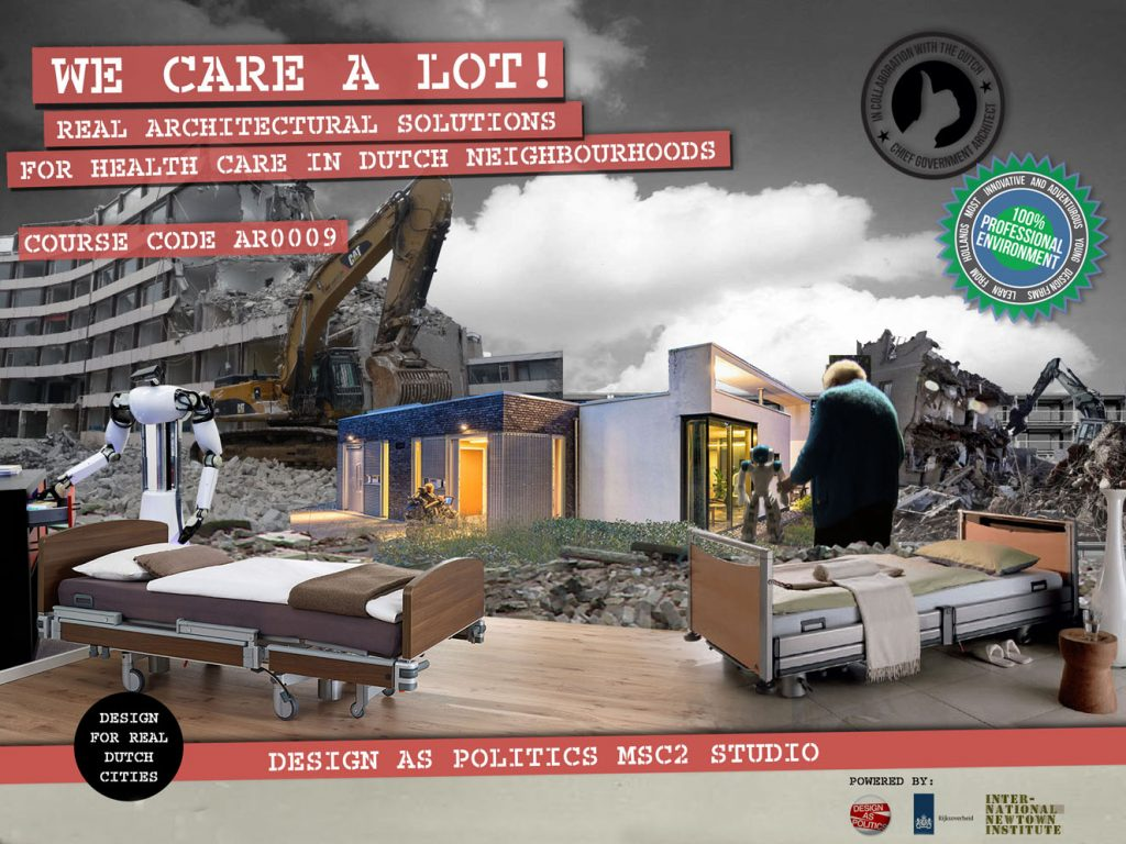 MSC2 Design Studio 2015 – We care a lot!