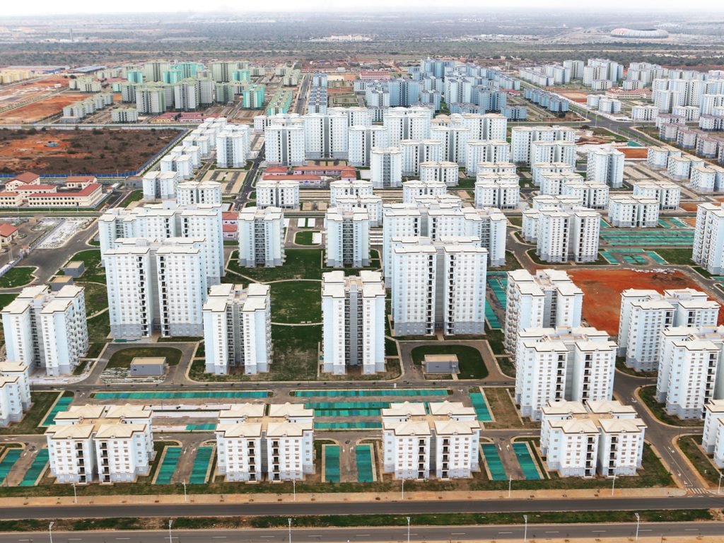 Making the Adaptive African New Town